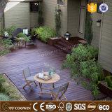 Decking de madeira de grande resistência da madeira WPC para o jardim