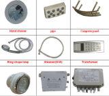 Zylinderförmiger Typ edles Steamroom für einzelnen Gebrauch (M-8280)