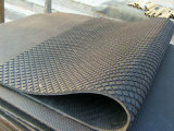 Couvre-tapis de stalle de cheval, couvre-tapis en caoutchouc de vache à Eco