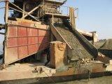 Малый ISO/Ce Approved/миниый тип песок большой емкости/земснаряд добычи золота для горячий продавать