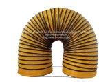 Tubo de tubo de ventilação de aquecimento de PVC com isolamento de algodão EPDM