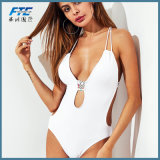 Nach Maß Qualitäts-extremer reizvoller einteiliger Badebekleidungs-Bikini