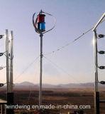 generador de turbina vertical aprobado de viento del CE 1000W