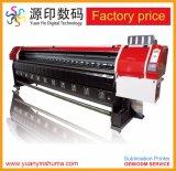 熱い販売4-8の絹のための産業印字ヘッド1.8mの幅の昇華プリンター