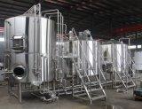1000L пивоваренный завод по производству пива оборудование для