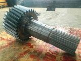 중국 OEM는 도매가를 가진 기어 샤프트를 만들었다