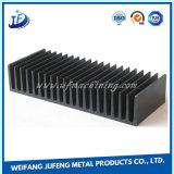 Kundenspezifischer Aluminiumprofil-Kühler mit Blech-Herstellung