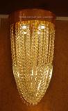 Luz decorativa da parede com o cristal para a HOME ou o hotel
