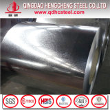 Bobina de aço galvanizada revestida zinco de ASTM 653 SGCC Z150