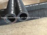 Draht-flexibler hydraulischer Hochdruckschlauch R13 R15 LÄRM en-856 vier oder sechs