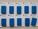 Feuille de caoutchouc mousse de silicone colorées, Éponge Feuille de caoutchouc de silicone