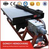 Bergwerksausrüstung-Schwerkraft-Trennung-Gold, das Tisch-Maschine für Verkauf rüttelt