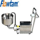 Bomba de homogeneização do aço inoxidável de produto comestível (FLOWTAM-RHB)