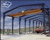 オフィスビルのための高層鉄骨構造の建物か研修会または倉庫