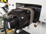 Woodworking ATC CNC routeur à1224AD pour panneau de la fabrication de meubles