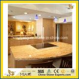 Populaire Gouden Countertop van het Graniet voor Keuken /Bathroom