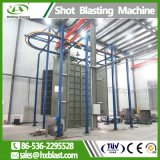 La catenaria Huaxing Granallado Semi Trailer de la máquina para recubrimiento de pintura /