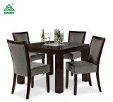호텔 Resaturant를 위한 세트를 식사하는 현대 식사 의자 식당 가구 테이블