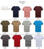 Commerce de gros de l'impression d'écran personnalisé T Shirt pour hommes