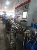기계를 만드는 Fluoroplastic 광학 섬유 케이블 생산 라인 철사 밀어남