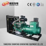 Generatore diesel principale di energia elettrica 68kw con il motore della Cina Shangchai