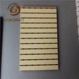 Attrayant&Panneaux de bois de construction en bois bon marché de l'acoustique de bord