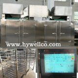 Máquina de secagem do tambor automática em Química farmacêutica e indústria alimentar