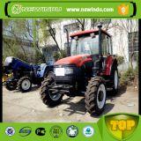 4 de Tractor van het Gazon Wd met de Cabine van de Tractor
