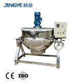 La inclinación de camisa de calefacción a vapor de Gas Eléctrico hervidor de agua