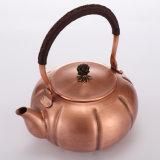 中国の方法銅の茶鍋