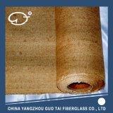 De kleurrijke Stof Op hoge temperatuur van de Glasvezel van de Weerstand Vuurvaste Vermiculiet Met een laag bedekte