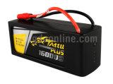 Uavの無人機のための6s1p 15c 22.2V Lipo 16000mAh電池と氏族Tattu