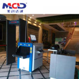 Bagagem de triagem de raios X- proteger a segurança do scanner para hotéis, estações ferroviárias e aeroportos