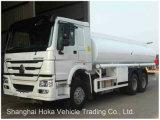 Sinotruk HOWO petroleiro de combustível de caminhões de transporte para venda