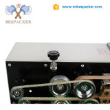 Bespacker FR-900W continuo automático de la bolsa de plástico sellado sellador de calor de la máquina para el papel de aluminio bolsa de plástico