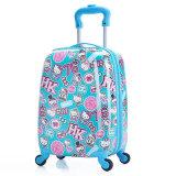 La moda lindo PC/ABS maleta TROLLEY bolsa de equipaje para los Niños Los niños Maletín