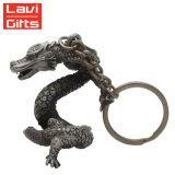 鉄Dragon Keychain Material Custom Metal 3D Dragon Ball Key Chain Long