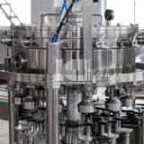 満ちるキャッピング機械、清涼飲料、ラインを作るジュースを洗浄する小さいスペース分割された線形缶