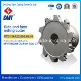 Китай производитель настроенные стороны и сталкиваются с фрезой pt01.06A22.080.10. H8