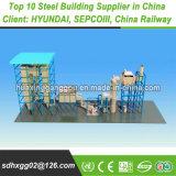 Com descontos muito Coreia Standard 100x150 Construção em Aço