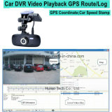 "Hot Sale Car GPS Tracking Route Dash Board DVR com 2,7 ""HD LCD, detecção de movimento, FHD1080p Car Camera Recorder, 5.0mega câmera de controle de estacionamento, caixa de carro preto"