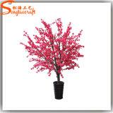 Albero falso artificiale del fiore di ciliegia di disegno distintivo