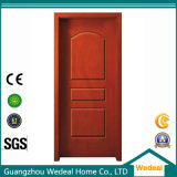 MDF / HDF PVC laminé intérieur porte d'ingénierie composite