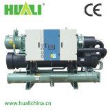 Hohe Spindel-und Abkühlenkapazitäts-schraubenartiger wassergekühlter industrieller Kühler