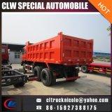 20ton caminhão de descarga barato médio do Tipper da capacidade 210HP