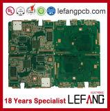 Equipamento Vidicon segurança PCB da placa de circuito da Placa Principal