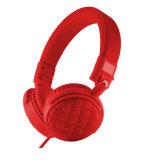 Écouteur aérien à musique filaire avec coussin d'oreille confortable (OG-MU568)