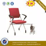 Chaise de pliage en plastique ergonomique pour mobilier chinois (HX-5CH013)
