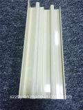 Profil d'aluminium de poudre/en aluminium enduit de section d'extrusion