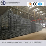 Tubo de acero cuadrado galvanizado B del grado de ERW ASTM A106